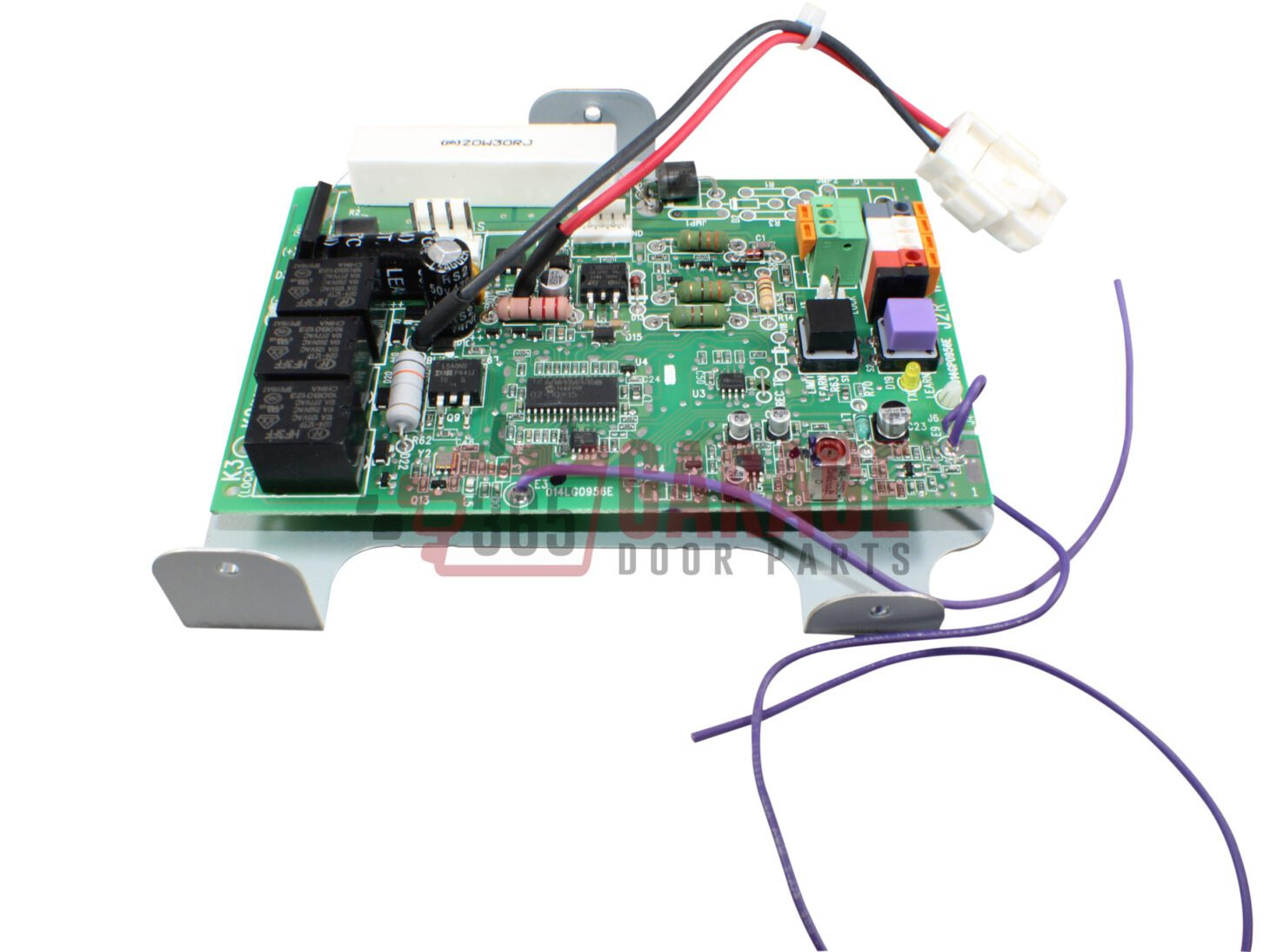 Garage Door Opener LiftMaster 41DJ001B Receiver Logic Board Circuit 41DJ001