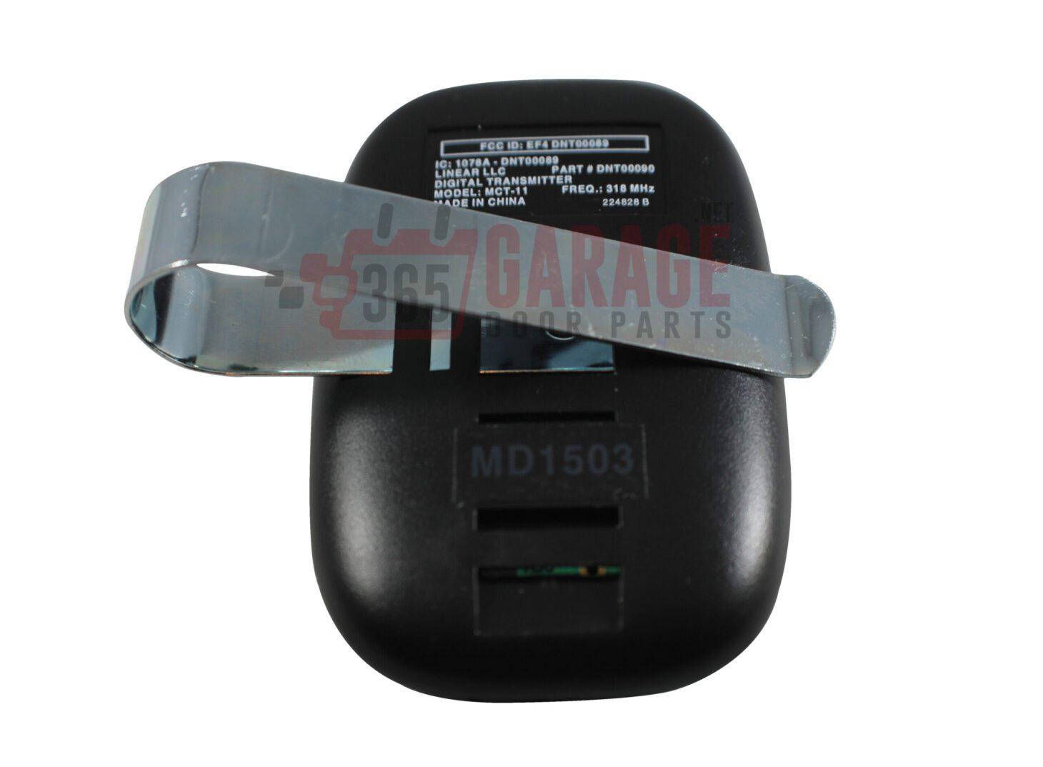 Linear Mega Code MCT-11 DNT00090 1-channel Visor Gate ...